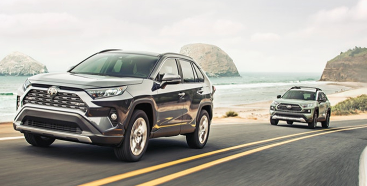 2019 Toyota RAV4 performance