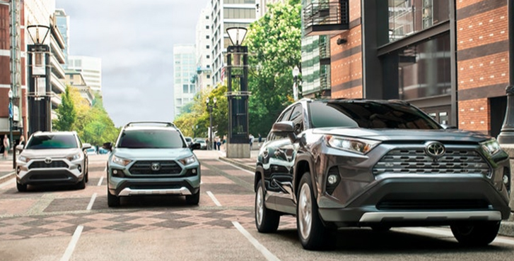 2019 Toyota RAV4 safety