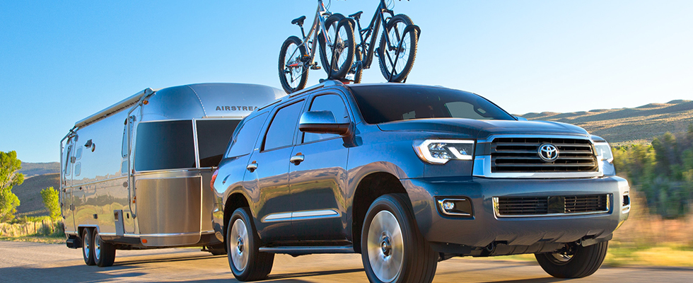 2019 Toyota Sequoia Appearance Main Img