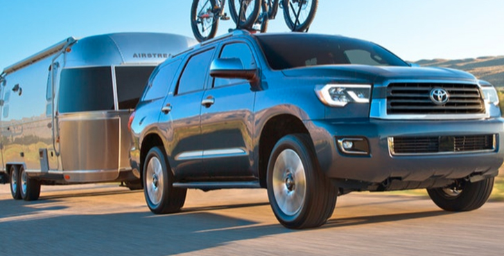 2019 Toyota Sequoia performance4