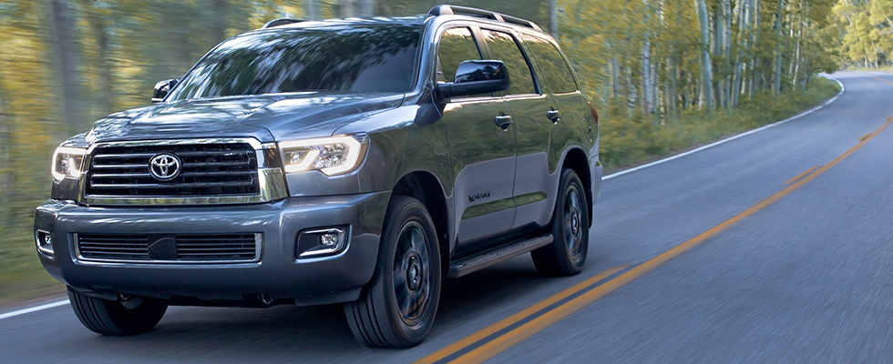 2019 Toyota Sequoia Safety Main Img