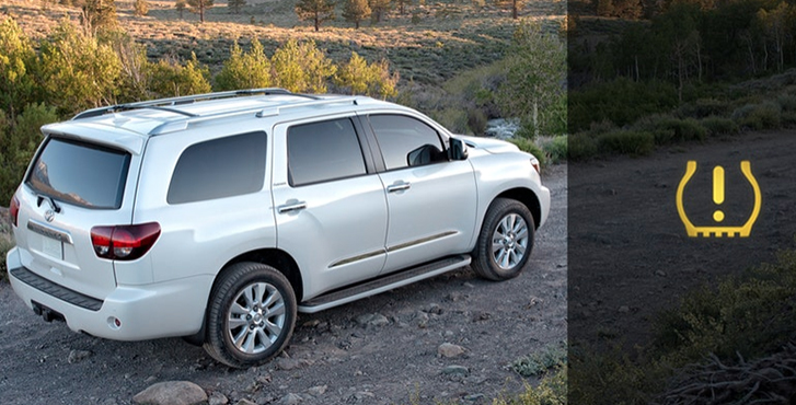 2019 Toyota Sequoia safety2