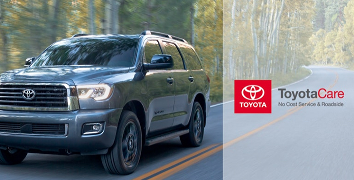 2019 Toyota Sequoia safety3