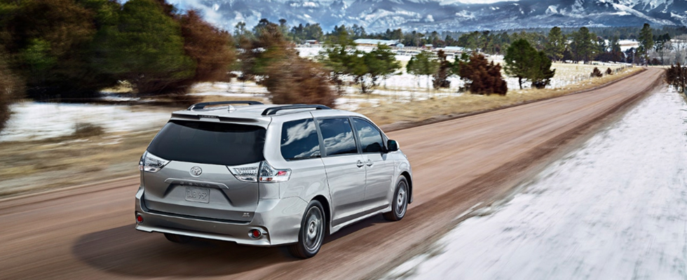 2019 Toyota Sienna Safety Main Img