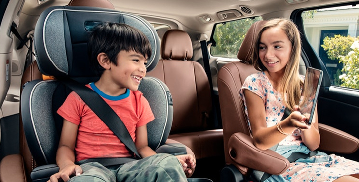 2019 Toyota Sienna safety1
