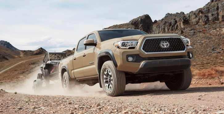 2019 Toyota Tacoma performance2