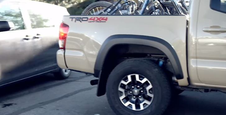 2019 Toyota Tacoma safety