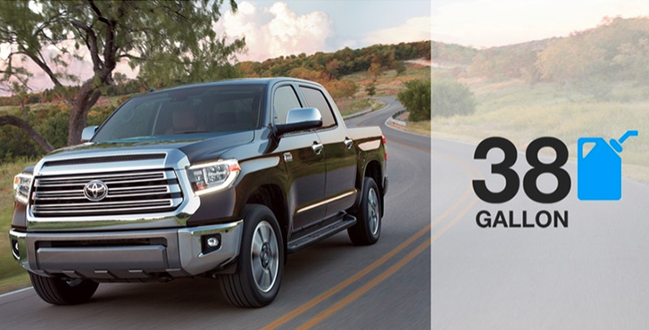 2019 Toyota Tundra performance