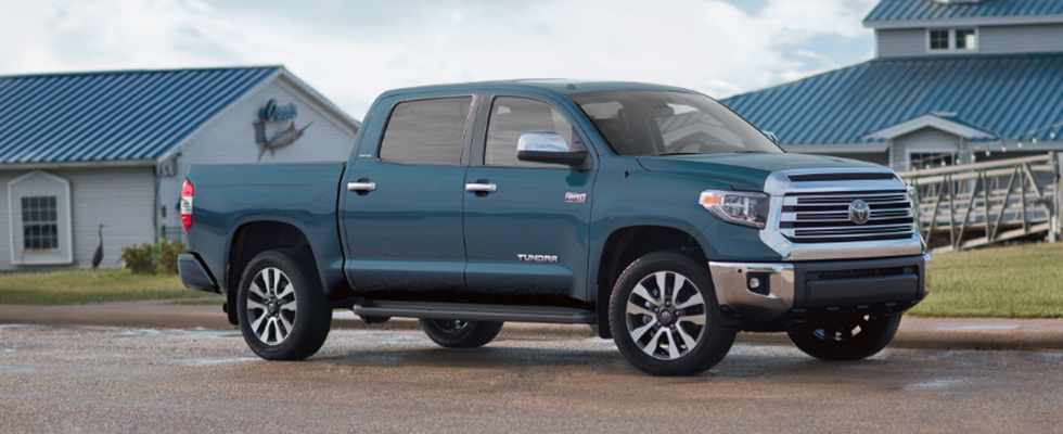2019 Toyota Tundra Safety Main Img