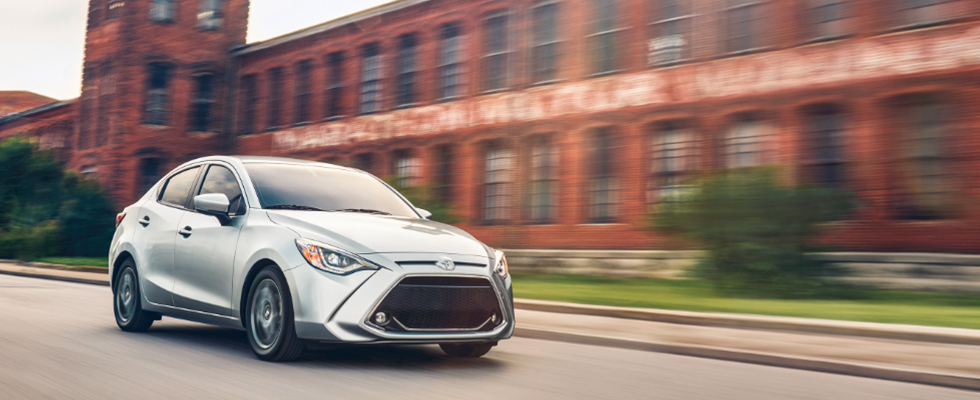 2019 Toyota Yaris Safety Main Img