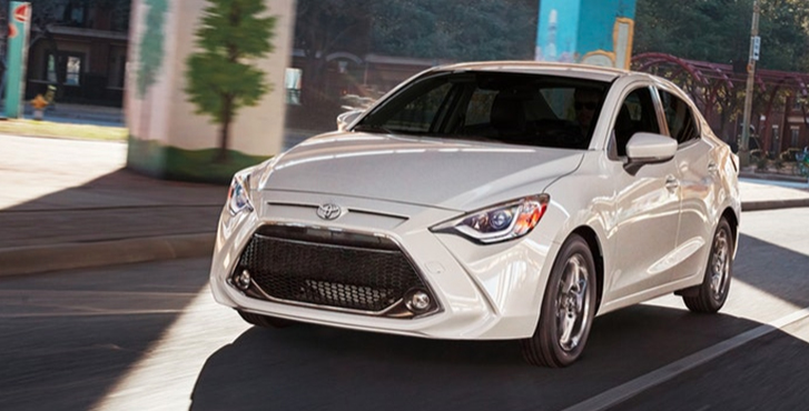 2019 Toyota Yaris safety