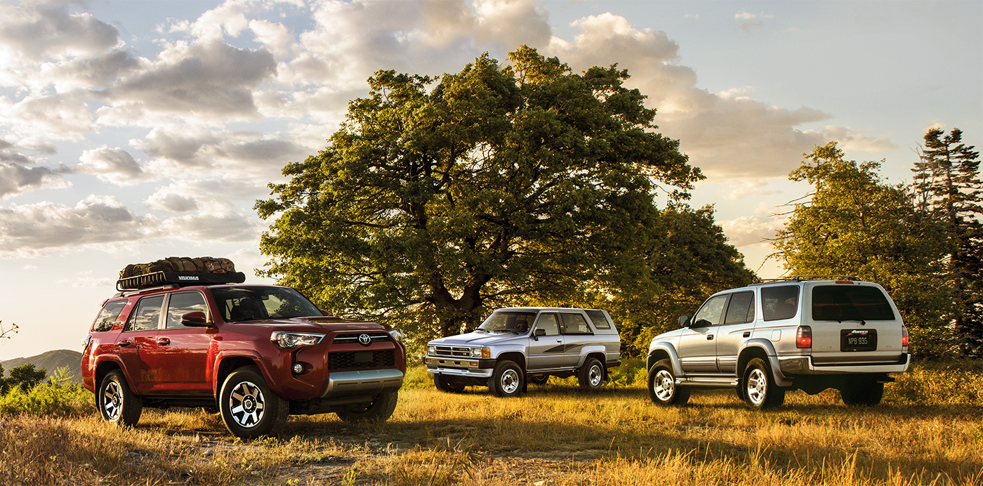 2020 Toyota 4Runner Appearance Main Img