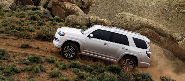 2020 Toyota 4Runner performance