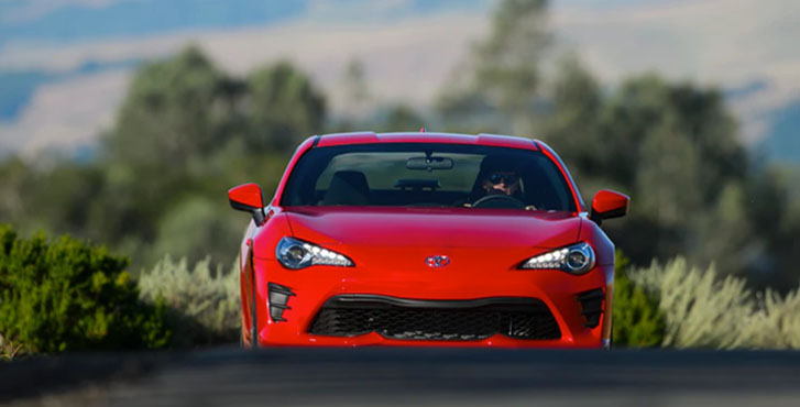 2020 Toyota 86 safety