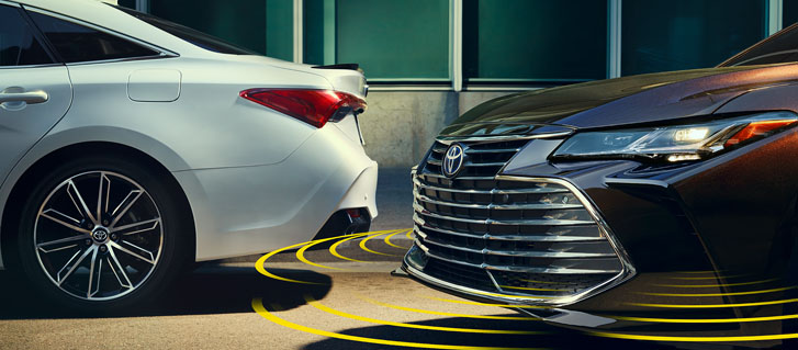 2020 Toyota Avalon Hybrid safety