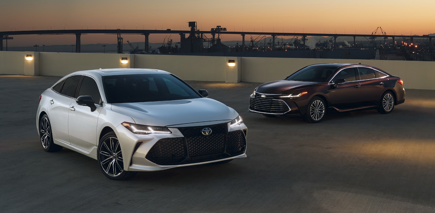 2020 Toyota Avalon Appearance Main Img