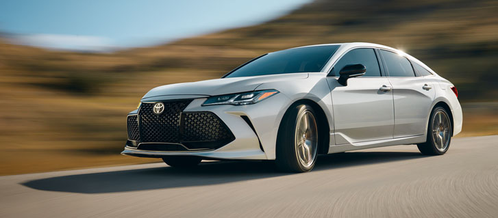 2020 Toyota Avalon performance