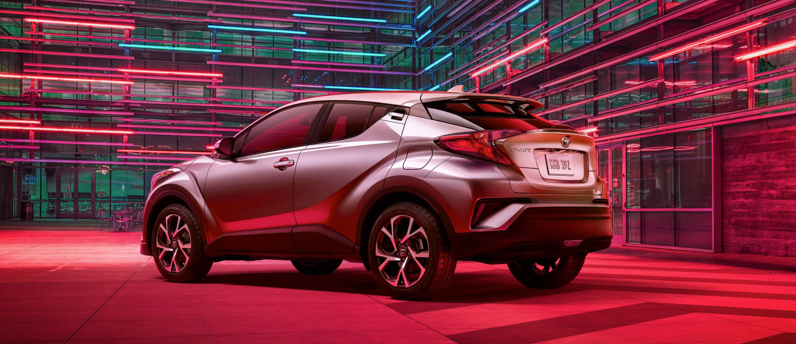 2020 Toyota C-HR Appearance Main Img