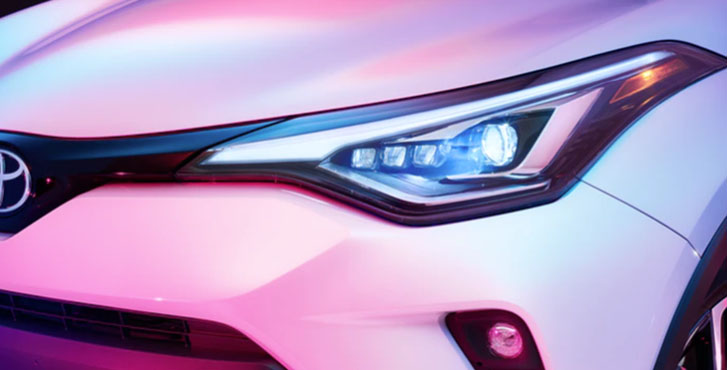 2020 Toyota C-HR appearance