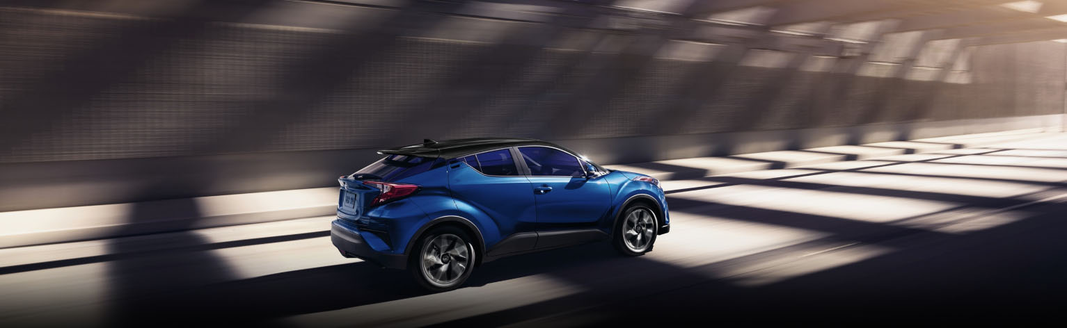 2020 Toyota C-HR Safety Main Img