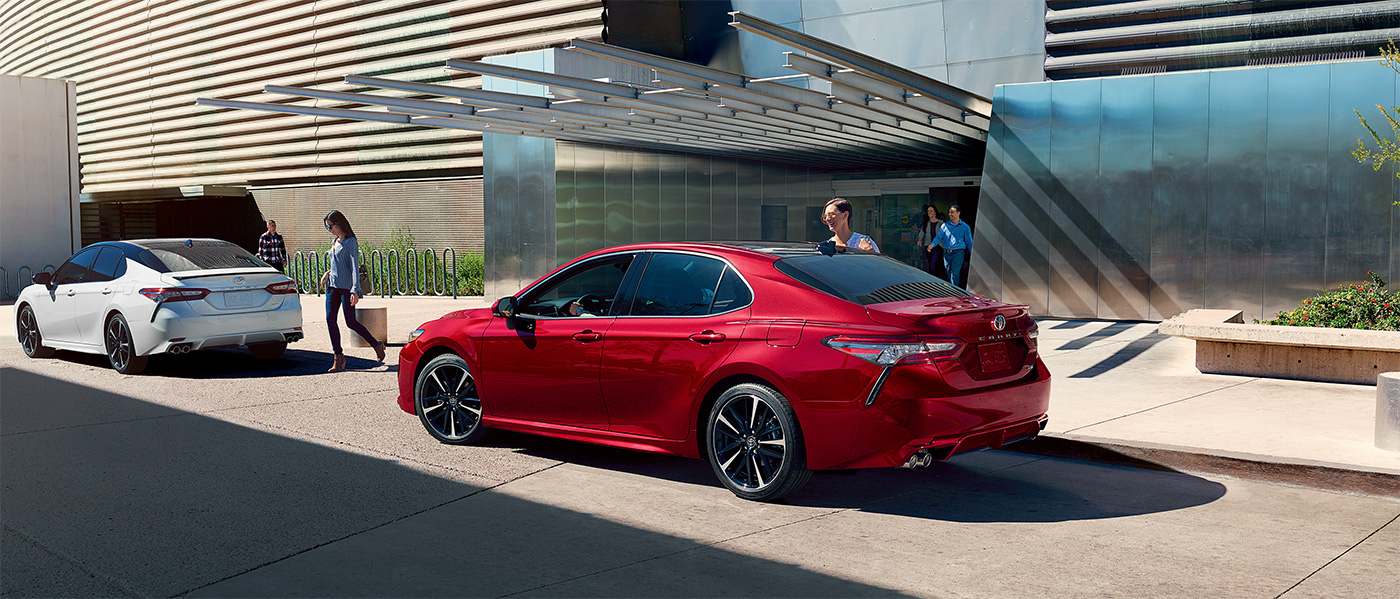 2020 Toyota Camry Appearance Main Img