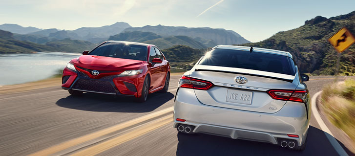 2020 Toyota Camry performance