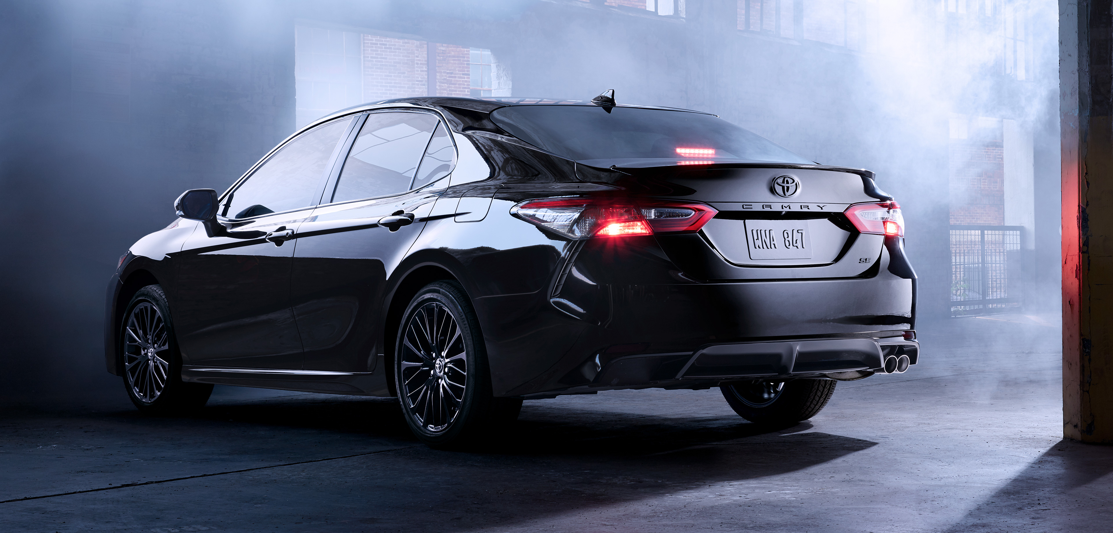 2020 Toyota Camry Safety Main Img