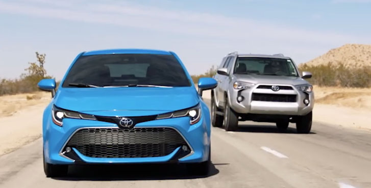 2020 Toyota Corolla Hatchback safety