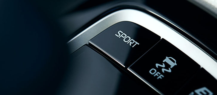 Available Sport Mode