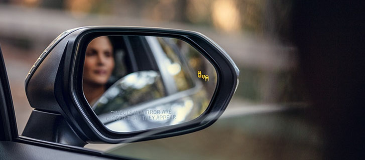 Available Blind Spot Monitor