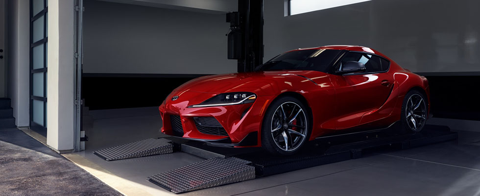 2020 Toyota GR Supra Appearance Main Img