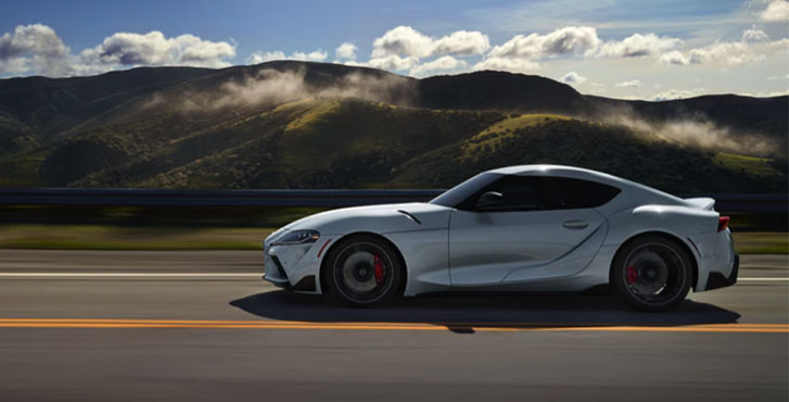 2020 Toyota GR Supra performance