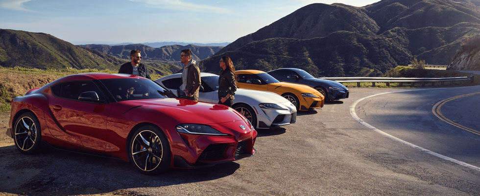 2020 Toyota GR Supra Safety Main Img