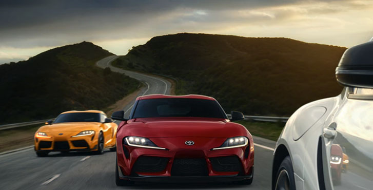2020 Toyota GR Supra safety