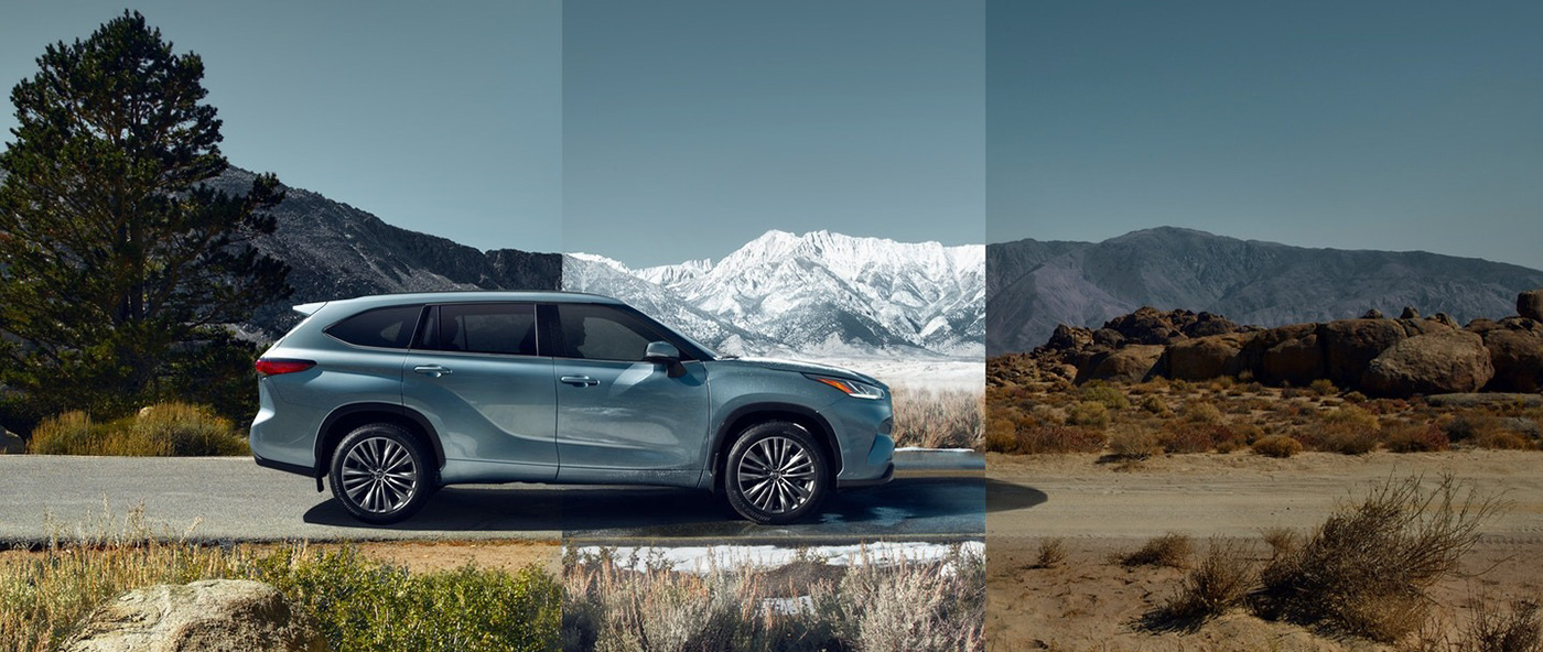 2020 Toyota Highlander Safety Main Img