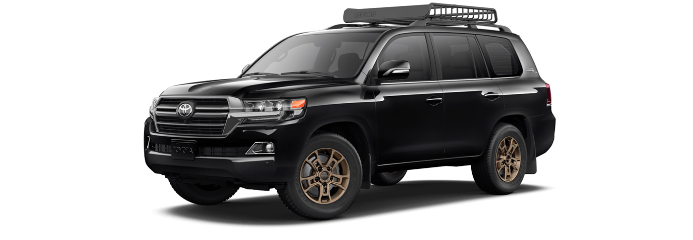 2020 Toyota Land Cruiser Main Img