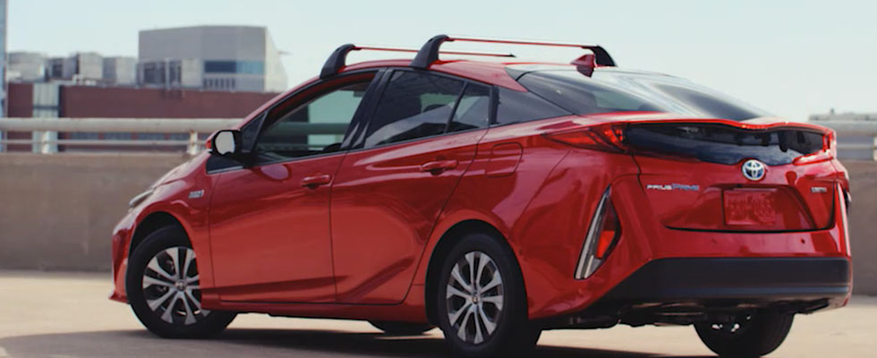 2020 Toyota Prius Prime Appearance Main Img