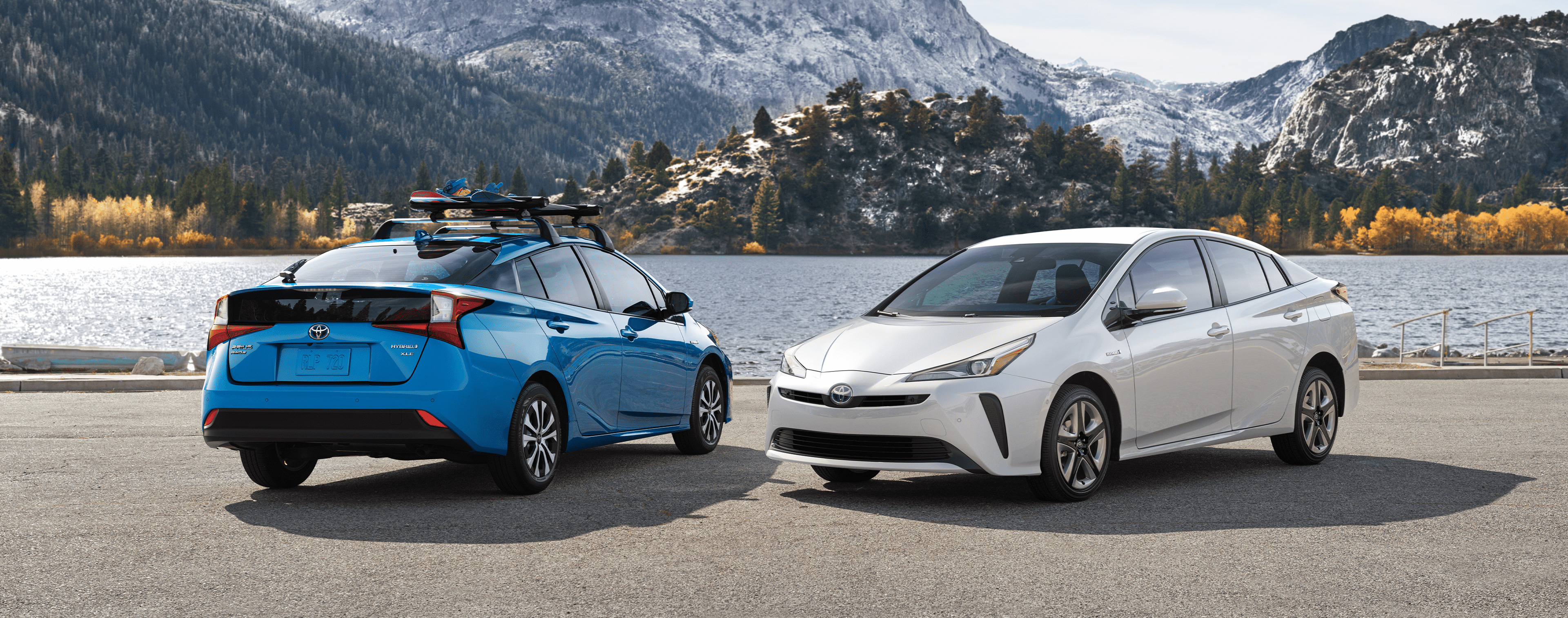 2020 Toyota Prius Appearance Main Img