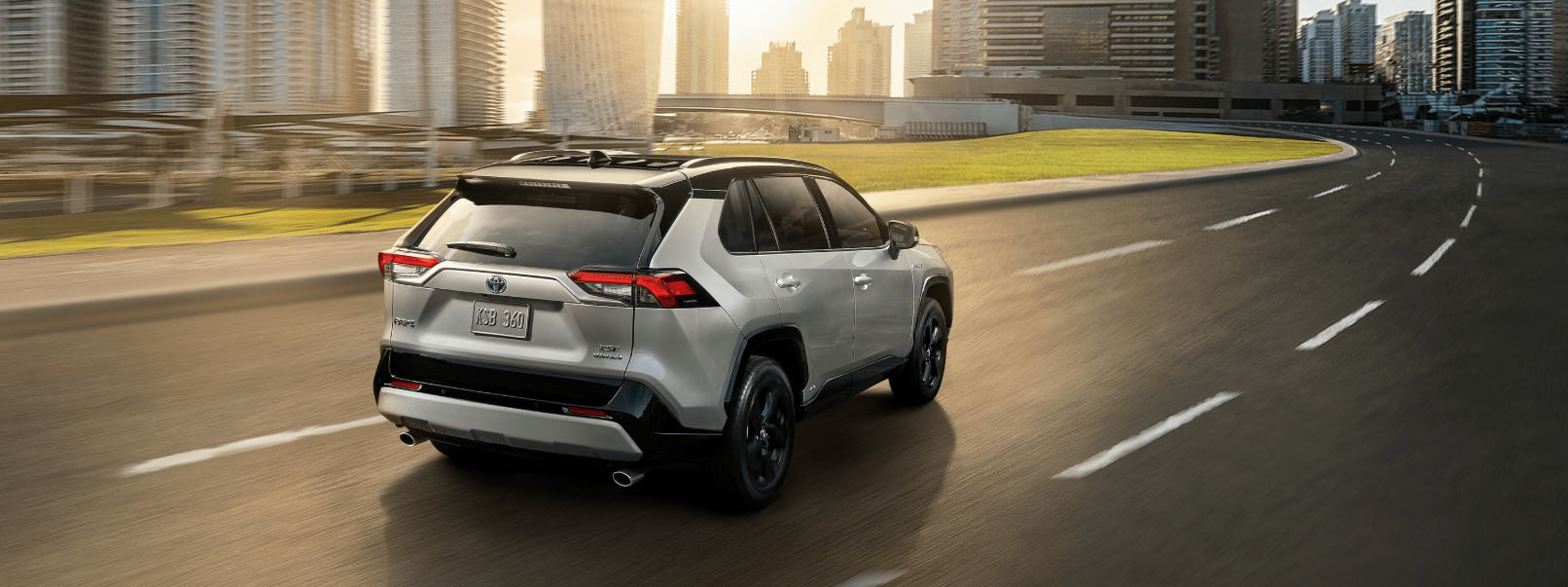 2020 Toyota RAV4 Hybrid Safety Main Img