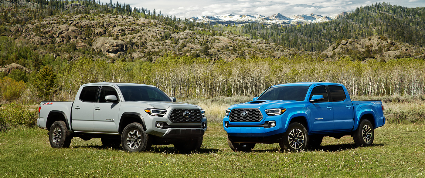 2020 Toyota Tacoma Safety Main Img