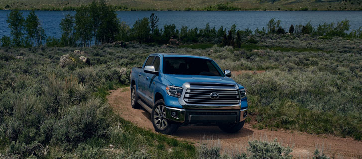 2020 Toyota Tundra performance