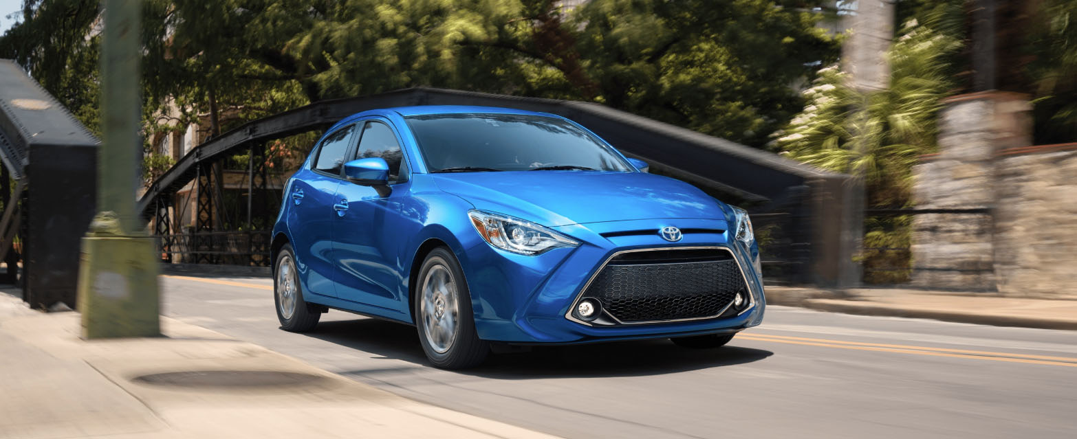 2020 Toyota Yaris Hatchback Safety Main Img