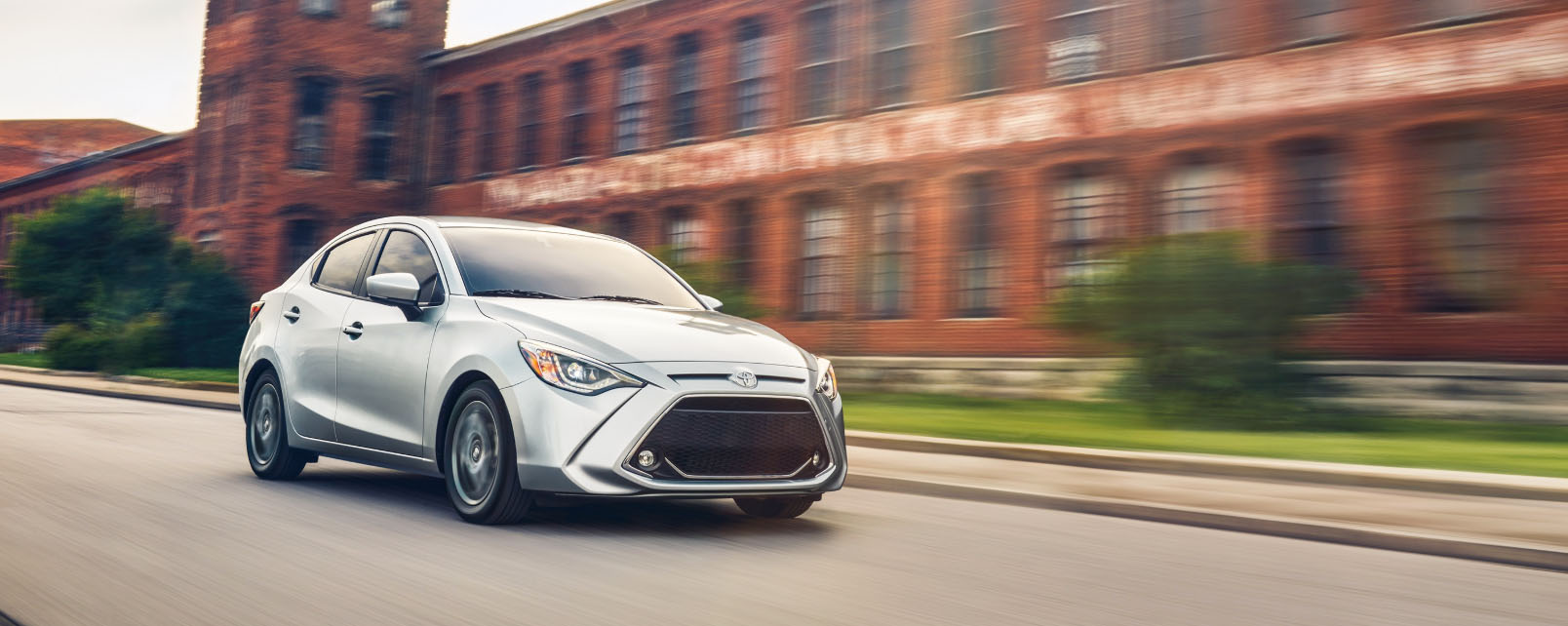 2020 Toyota Yaris Safety Main Img