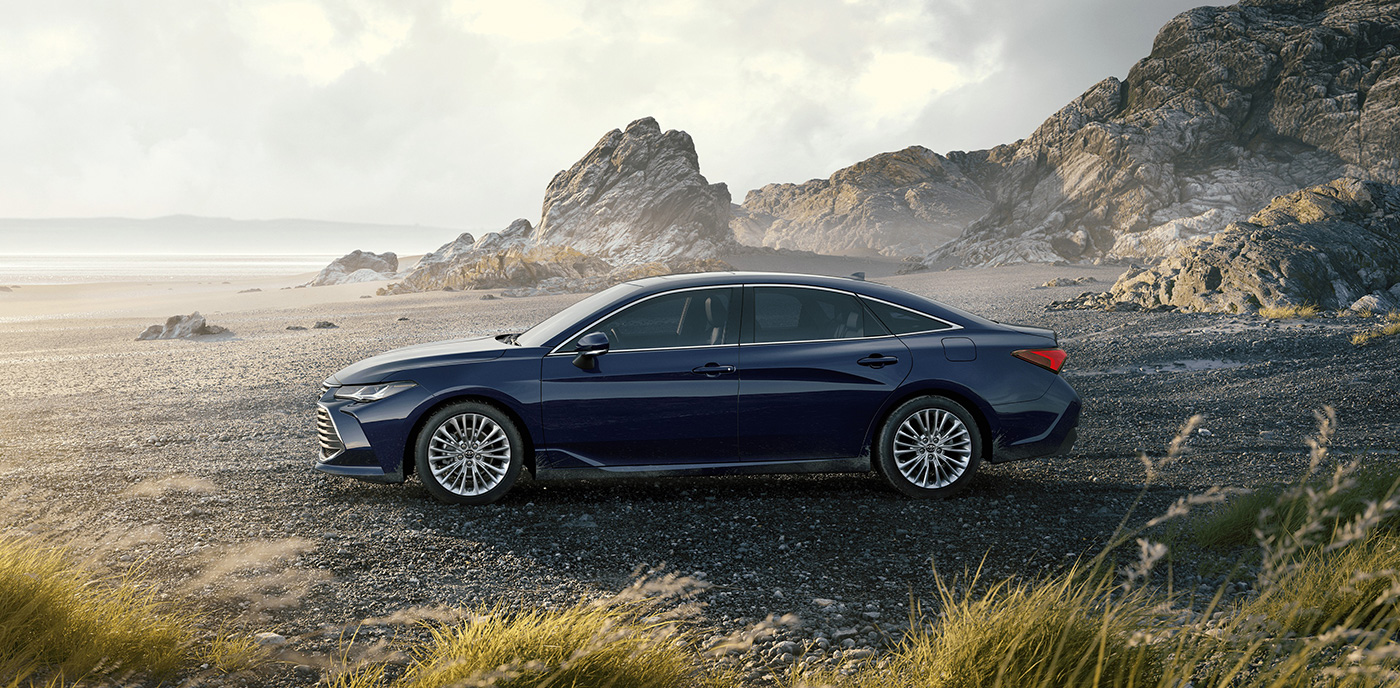 2021 Toyota Avalon Appearance Main Img
