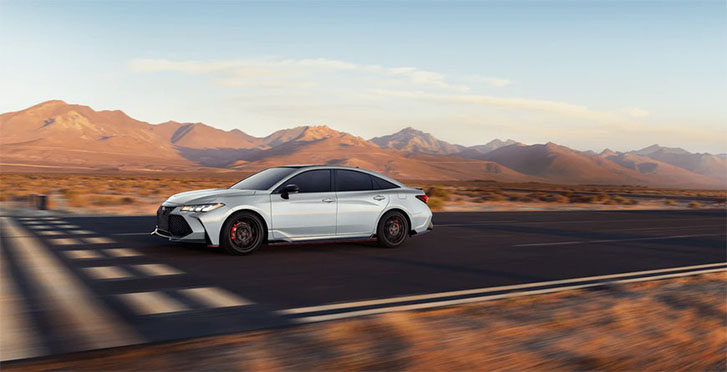 2021 Toyota Avalon performance