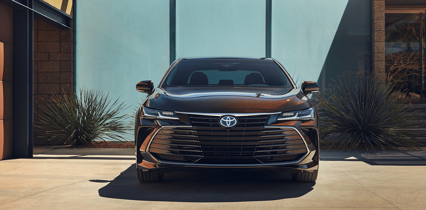 2021 Toyota Avalon Safety Main Img