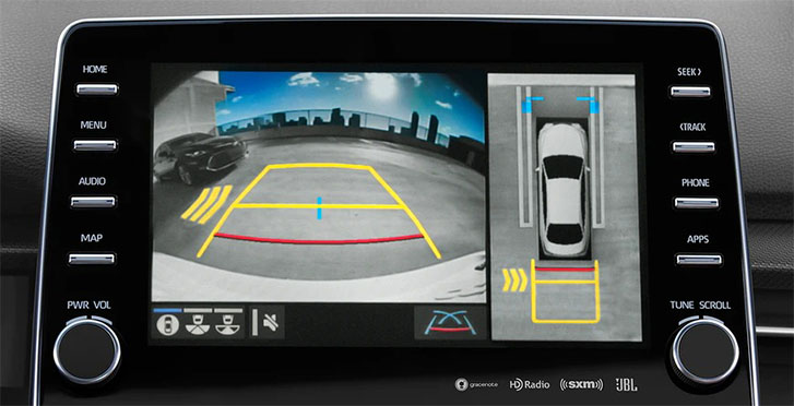 2021 Toyota Avalon safety