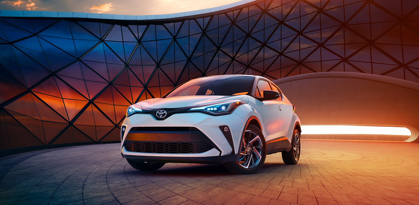 2021 Toyota C-HR Appearance Main Img