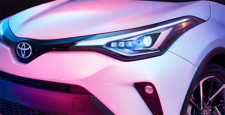 2021 Toyota C-HR appearance