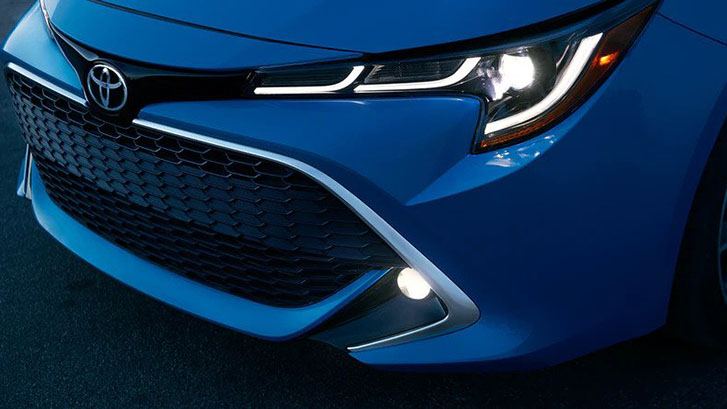 2021 Toyota Corolla Hatchback appearance